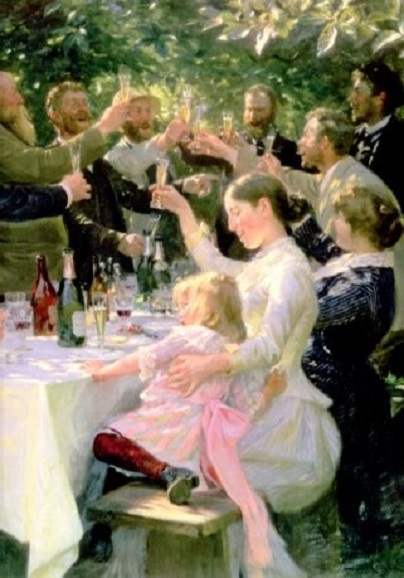 Kroyer, Peder Severin